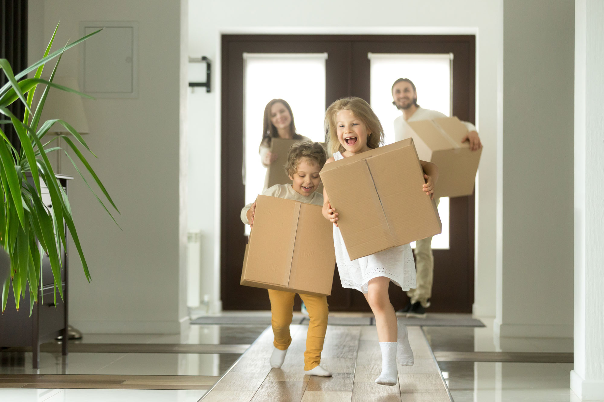 Wardell Builders: Moving Tips